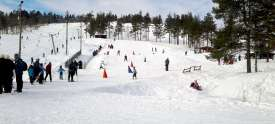 Foto: Vegårshei Ski- og Aktivitetssenter AS